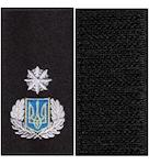 Pogony Politsii general 3 ranga (na lipuchke)