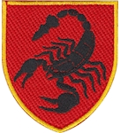 Shevron 19 okrema raketna bryhada (skorpion)