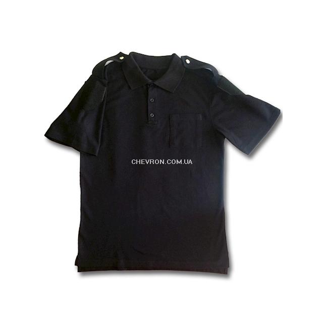 Рубашка поло Полиция (с карманами 2a8ba34dcf3a1