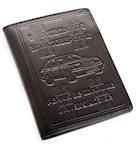Обложка для документов водителя  Лайт  (Артикул 95070)