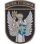 "Shevron ВІТІ ""Patria et honor"""