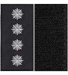 Pogony Kapitan Politsii (na lipuchke)