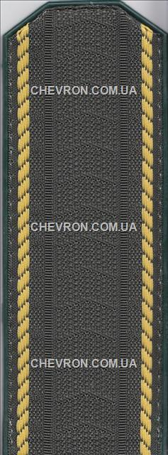 Shoulder straps МО лентоткацкие младшего офицерского состава на рубашку
